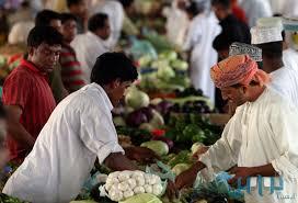 لتسوق لشهر رمضان في عمان