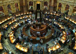 مكتبة الكونغرس الامريكي