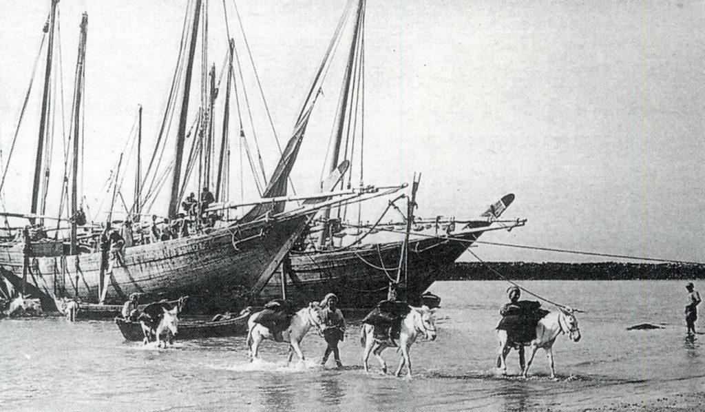 السفن الكويتية قديمة