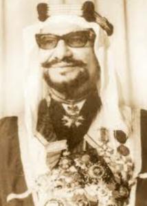 الشيخ عبدالله الجابر الصباح رئيس المعارف