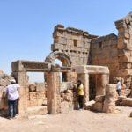 اكتشاف أقسام جديدة في قلعة رومانية بديار بكر