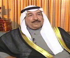 الشيخ عبدالله الجابر الصباح الذي أعاد بناء مجسم الكرة الارضية على نفقته