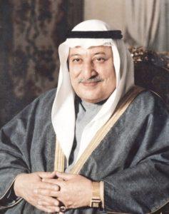 الشيخ عبدالله المبارك الصباح