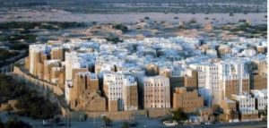 فن العمارة في حضارة اليمن