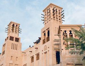 المعمار الاسلامي القديم في دولة الامارات