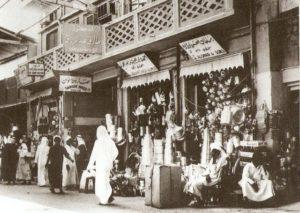 تخطيط الاسواق قديما في الكويت