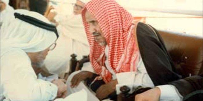 """العلامة الشيخ عبدالعزيز بن باز """"يرحمه الله"""""""