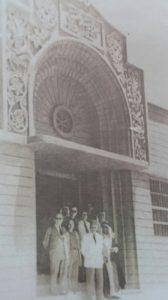 مدرسة المثنى في المرحلة الأخيرة بعد تطويرها