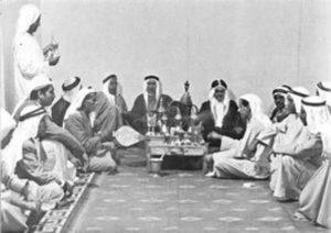 الديوانية قديما في المجتمع الكويتي
