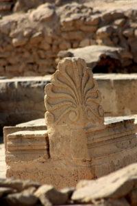 آثار فينيقية في جزيرة فيلكا الكويتية