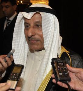 الدبلوماسي خالد محمد المقامس