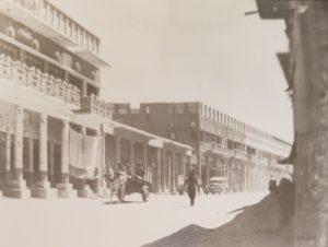 الشارع الجديد بالمدينة