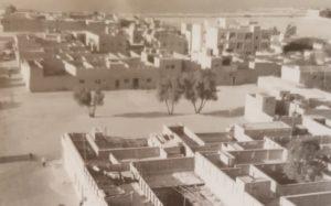 أحد الأحياء القديمة في االأربعينيات