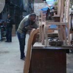 جولة في أقدم سوق للأثاث في الإسكندرية