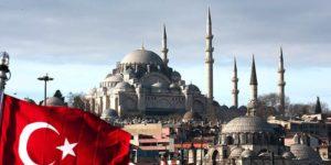 كان أن يغدو تراث تركيا عجين ورق في لحظة