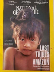 غلاف ناشيونال جيوغرافيك