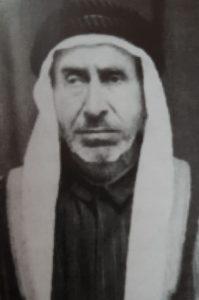 الطبيب عبدالإله بن عبد الله الفناعي أحد أبناء خان بهادر عبدالله القناعي