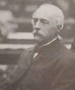 ريتشارد والاس في بيت هارتفورد سبتمبر 1918م
