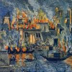 أكذوبة حرق عمرو بن العاص مكتبة الإسكندرية