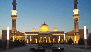 مسجد الشيخ زايد في الصين