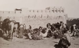سوق الغنم خلف قصر نايف في المرقاب