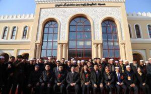 أفتتاح مركز زايد الثقافي في الصين