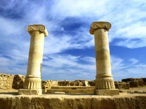 آثار جزيرة فيلكة الكويتية