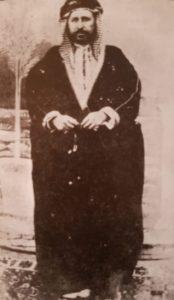 الشيخ خزعل الكعبي ( 1861-1936 م )