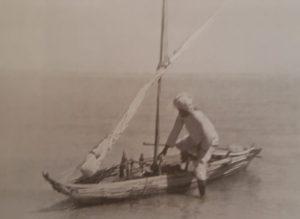 """"""" الورجية """"سفينة لصيد السمك"""