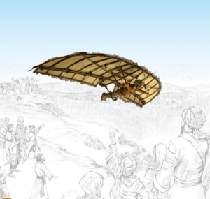 تجارب عباس بن فرناس الأندلسي أول محاولات التحليق بالسماء