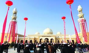 جامع الشيخ زايد في الصين