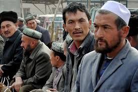 أقليات قومية الايغور المسلمة