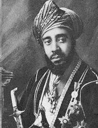 السلطان خليفة بن حارب