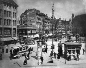 لندن في ثلاثينيات القرن العشرين