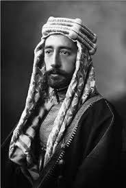 الملك فيصل الأول ملك العراق