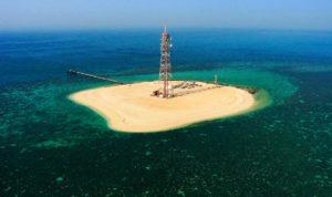 جزيرة أم المرادم الكويتية
