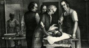الطب في بريطانيا في القرن 19 م