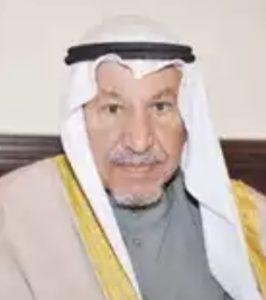 الوزير السابق راشد الفرحان