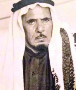 الشاعر محمد بن بليهد