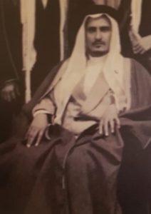 التاجر السعودي سليمان بن محمد بالغنيم