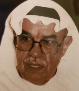الشيخ ناصر السعود الصباح