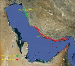 امتهان رزقة صيد الإسماك في جون الكويت