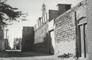 الحي القبلي في مدينة الكويت القديمة