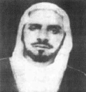 الشيخ عبدالله بن خلف الدحيان