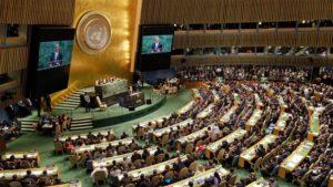 الأمم المتحدة منبر عاجز عن دفاع عن حقوق البشرية من شراهة السياسيين الطغاة