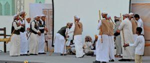 رقص شعبي حجازي