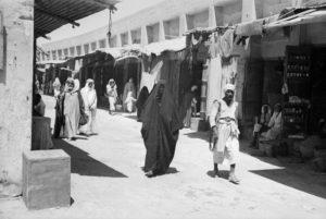 أسواق مدينة الكويت القديمة بعدسة القبطان آلن فليرز