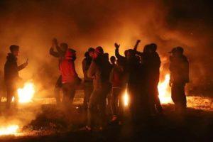 الصمت العربي الدولي تجاه مجازر إسرائيل بحق الشعب الفلسطيني