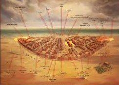 بانوراما مدينة الكويت القديمة