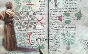 مخطوطة طبية إسلامية